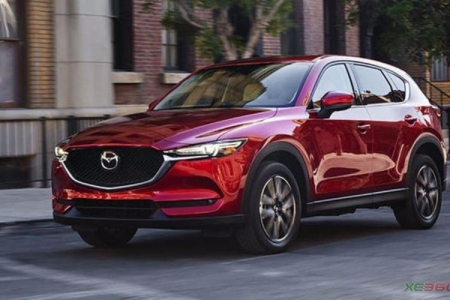 Mazda CX5 2.0 All New 2018