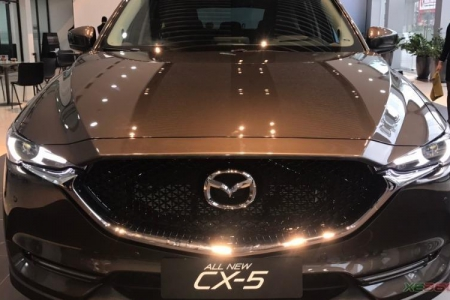 Mazda CX5 2.5 All New AWD 2018